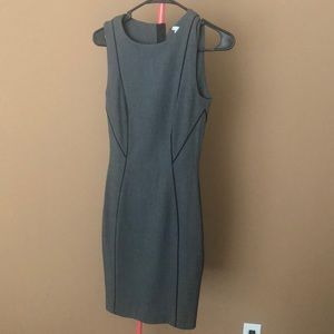 Grey H&M Dress - Professional for Work